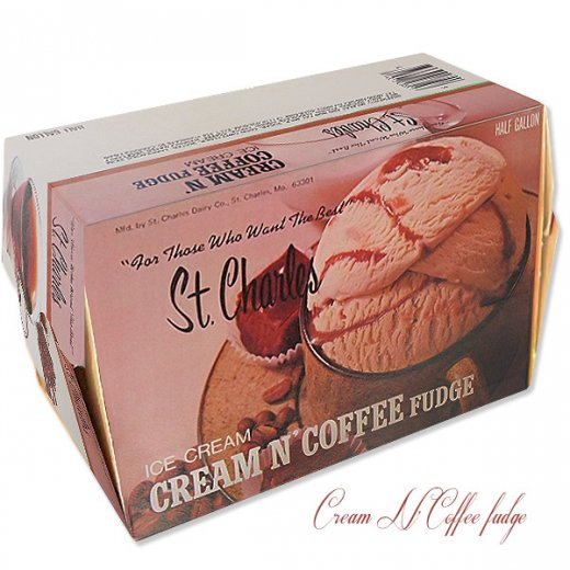 1960年代 デッドストック パッケージ (Cream coffee)