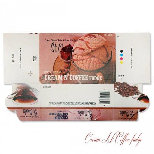 1960年代 デッドストック パッケージ (Cream coffee)【画像2】