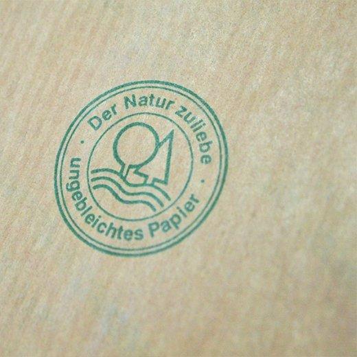 マルシェ袋 ドイツ 海外市場の紙袋(イラスト野菜・フルーツ)5枚セット【画像4】
