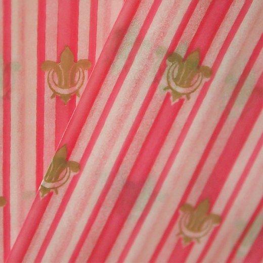 マルシェ袋 ドイツ 海外市場の紙袋(百合の紋章) 5枚セット【画像6】