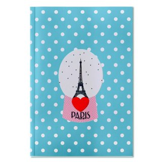 �ե�� ���åե������� �Ρ��� ���ǥ������륳��ȡ�paris snow globe workbook��