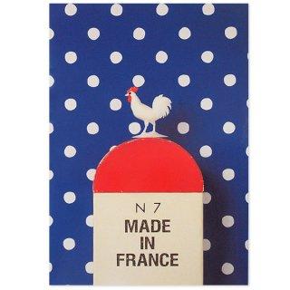 フレンチ ポストカード フランス ポストカード(made in france)