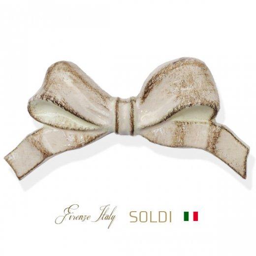 SOLDI ソルディ イタリア フィレンツェ リボン【baby pink】