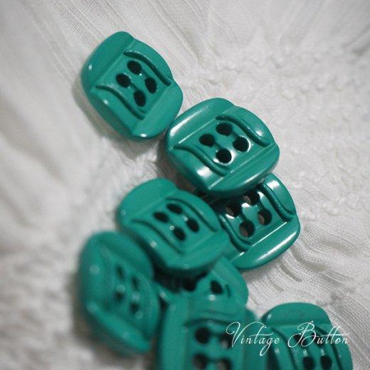 ドイツ ヴィンテージ ボタン 単品販売【Aqua spray】【画像4】