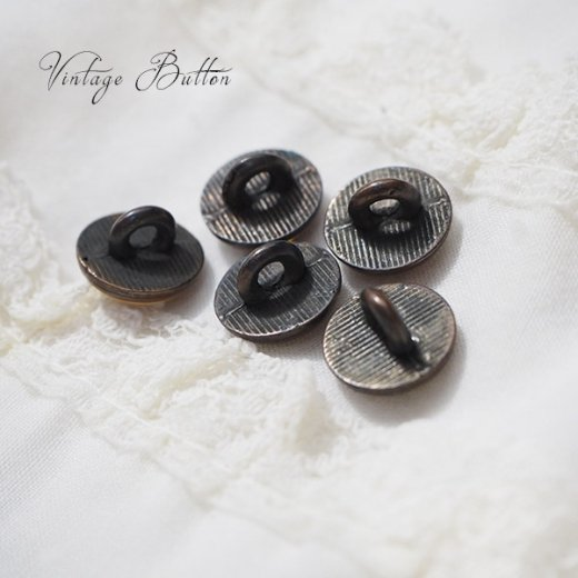 イギリス ヴィンテージ ボタン 単品販売【おじさんと足】【画像5】
