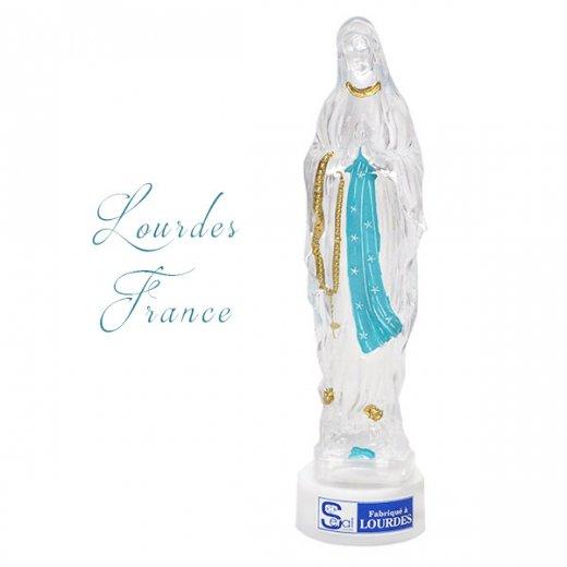 フランス直輸入 ルルドの泉 聖母マリア 聖水ボトル souvenir