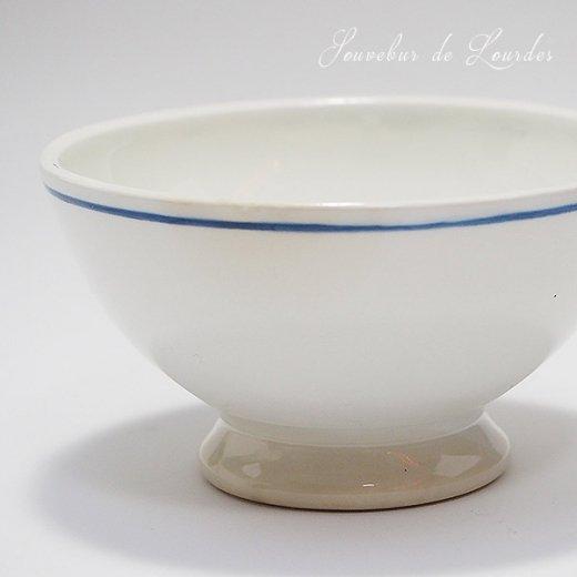 フランス アンティーク カフェオレボウル ルルドの泉 souvenir de lourdes【直径9cm】【画像3】