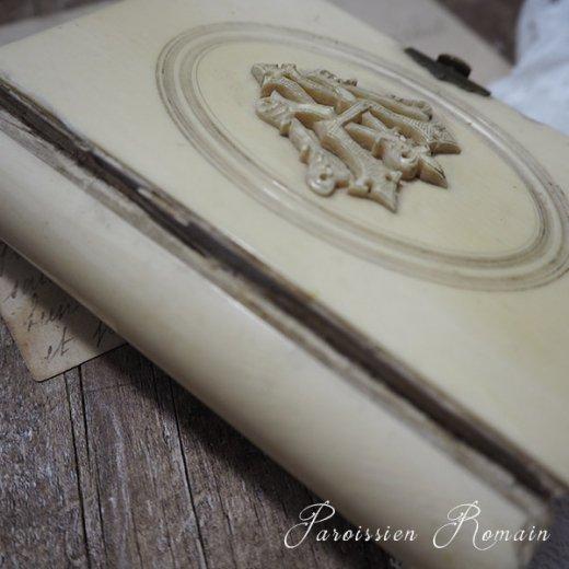 フランス アンティーク 聖書 1877年製【画像7】