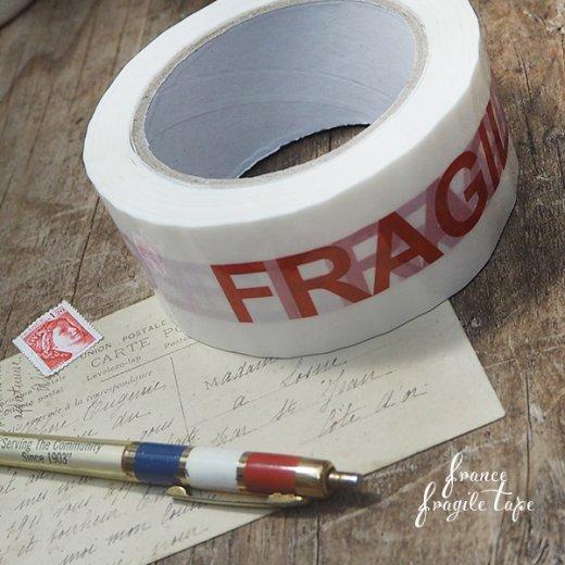 直輸入! フラジール 梱包パッキングテープ 85m こわれもの 取扱い注意 【FRAGILE Packing Tape】【画像4】