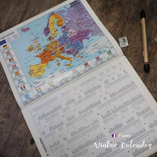 フランス 1999年 Almanach du facteur(LA POSTE アンティーク カレンダー)【画像6】