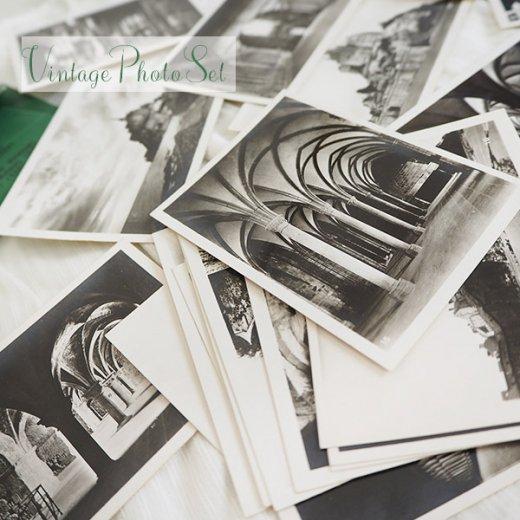 フランス アンティーク スーベニア フォトカードセット(モン・サン・ミッシェル Souvenir Photo) 【画像4】