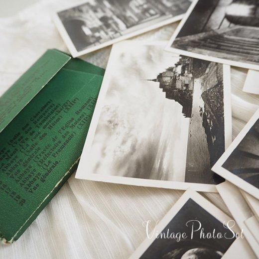 フランス アンティーク スーベニア フォトカードセット(モン・サン・ミッシェル Souvenir Photo) 【画像5】