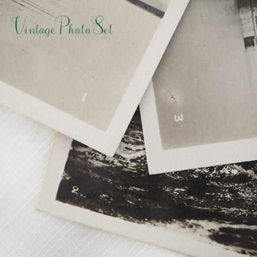 フランス アンティーク スーベニア フォトカードセット(モン・サン・ミッシェル Souvenir Photo) 【画像8】