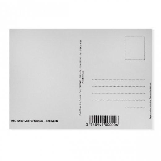 フランスポストカード (Lait pur de la Vingeanne Sterlise)【画像4】