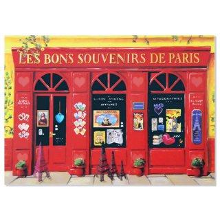 フランス ポストカード(LES BONS SOUVENIRS DE PARIS)