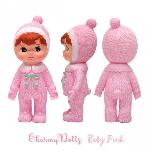 Charmy チャーミードール ソフビ人形【Baby Pink】【画像2】