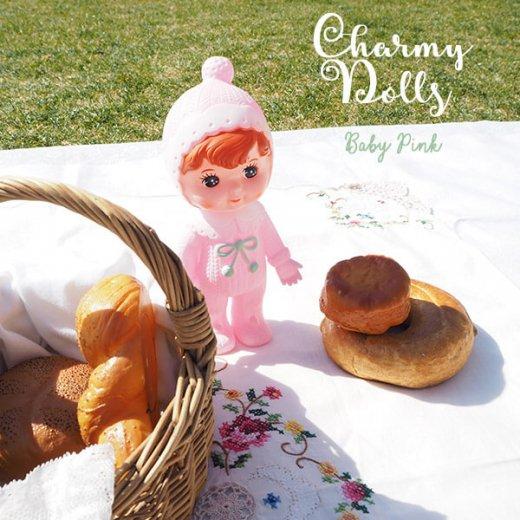 Charmy チャーミードール ソフビ人形【Baby Pink】【画像3】