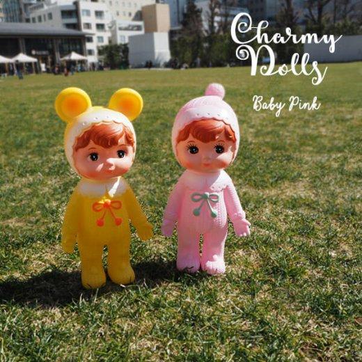 Charmy チャーミードール ソフビ人形【Baby Pink】【画像4】
