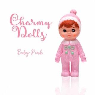 Charmy チャーミードール ソフビ人形 Charmy チャーミードール ソフビ人形【Baby Pink】