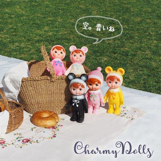 Charmy チャーミードール ソフビ人形【Devil Black】【画像8】