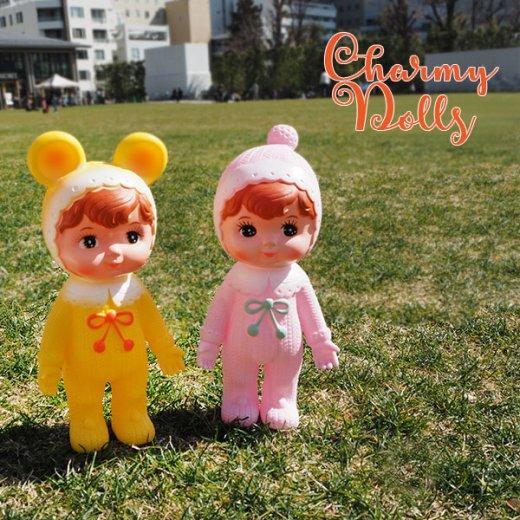 Charmy チャーミードール ソフビ人形【Canary Yellow】【画像3】