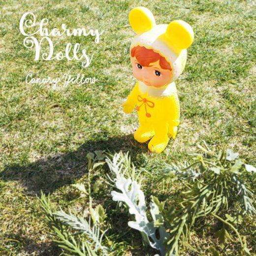 Charmy チャーミードール ソフビ人形【Canary Yellow】【画像5】