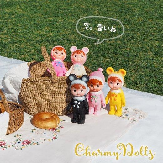Charmy チャーミードール ソフビ人形【Canary Yellow】【画像6】