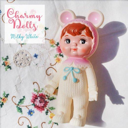 Charmy チャーミードール ソフビ人形【Milkey White】【画像3】
