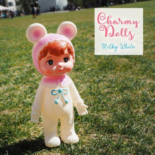 Charmy チャーミードール ソフビ人形【Milkey White】【画像4】