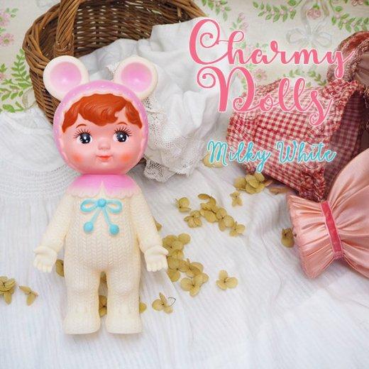 Charmy チャーミードール ソフビ人形【Milkey White】【画像6】