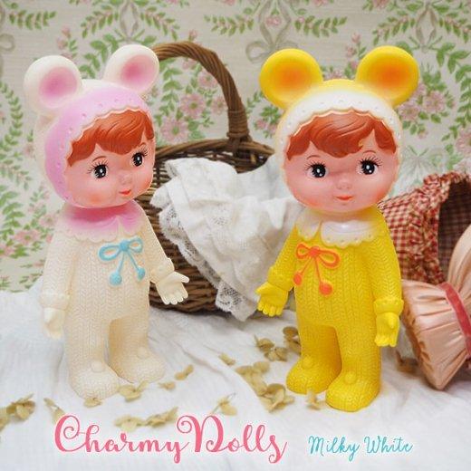 Charmy チャーミードール ソフビ人形【Milkey White】【画像7】