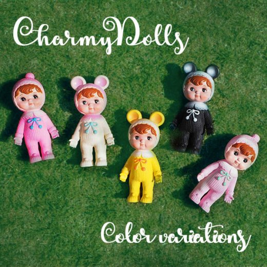 Charmy チャーミードール ソフビ人形【Milkey White】【画像10】