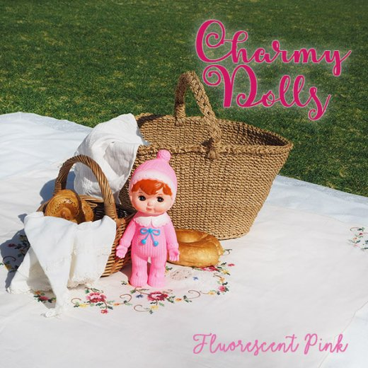 Charmy チャーミードール ソフビ人形【Fluorescent Pink】【画像3】