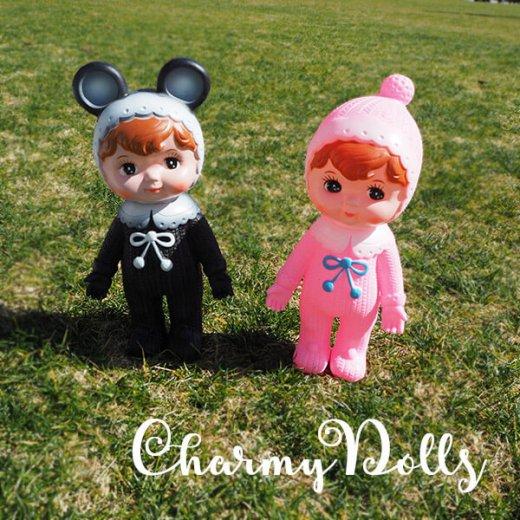 Charmy チャーミードール ソフビ人形【Fluorescent Pink】【画像7】