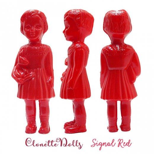 フランス クロネットドール clonette dolls【Signal Red】【画像2】