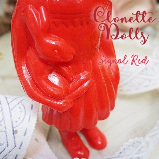 フランス クロネットドール clonette dolls【Signal Red】【画像3】