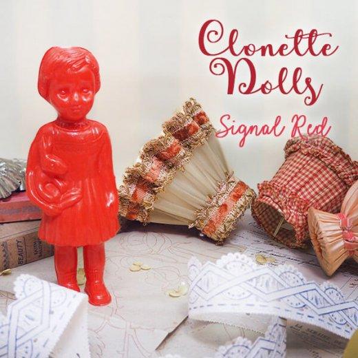 フランス クロネットドール clonette dolls【Signal Red】【画像4】