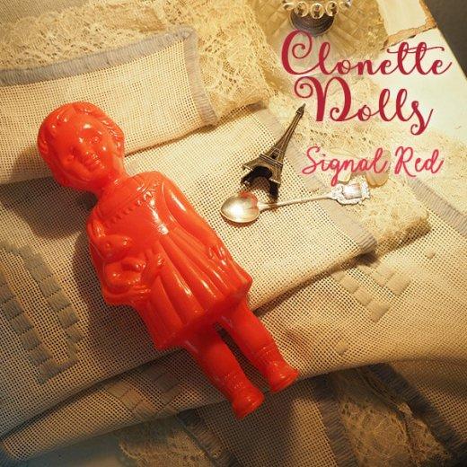 フランス クロネットドール clonette dolls【Signal Red】【画像6】