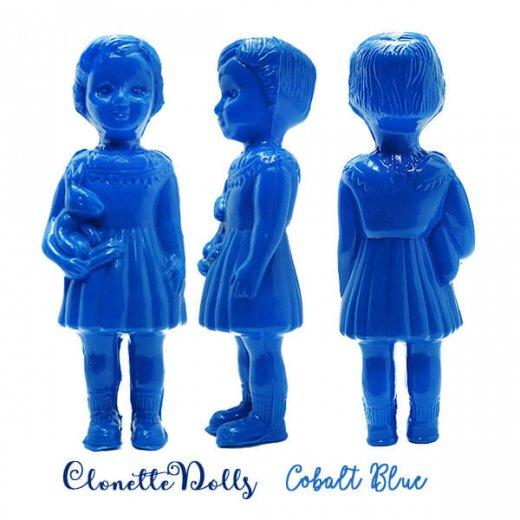 フランス クロネットドール clonette dolls【Cobaltl Blue】【画像2】