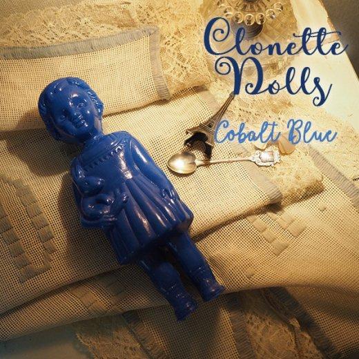 フランス クロネットドール clonette dolls【Cobaltl Blue】【画像4】