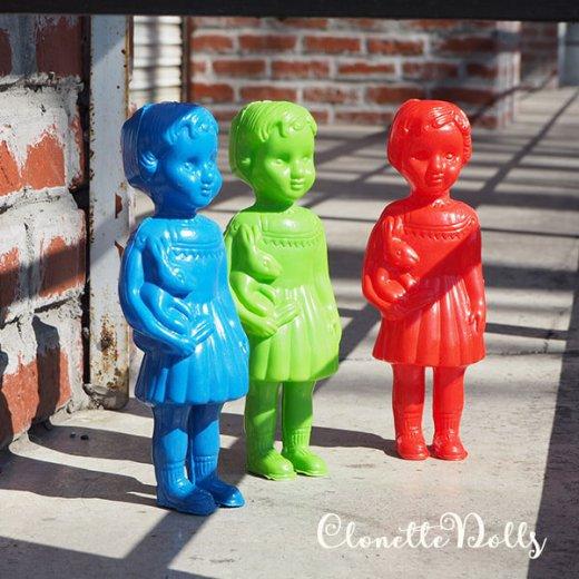 フランス クロネットドール clonette dolls【Cobaltl Blue】【画像6】