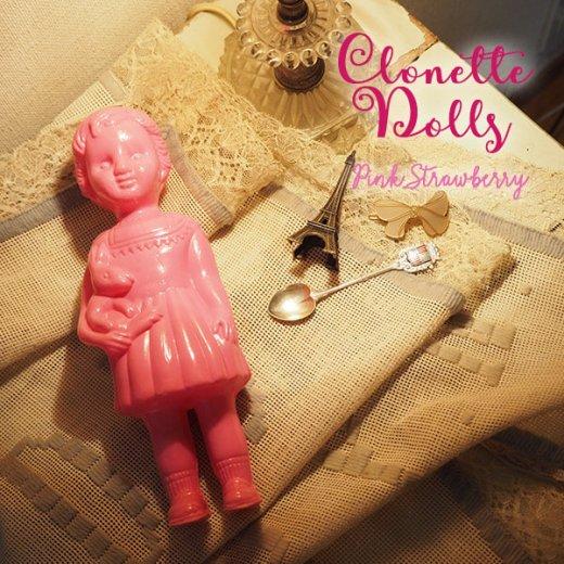 フランス クロネットドール clonette dolls【Pink Strawberry】【画像3】
