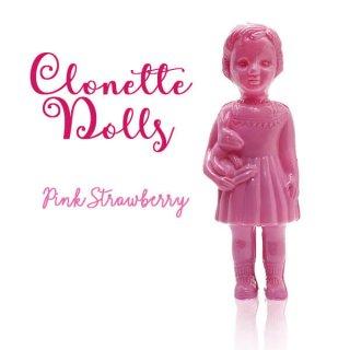 フランス クロネットドール clonette dolls【Pink Strawberry】