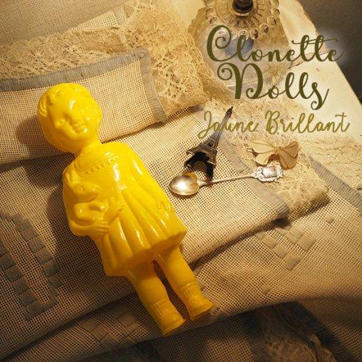 フランス クロネットドール clonette dolls【Jaune Brillant】【画像3】