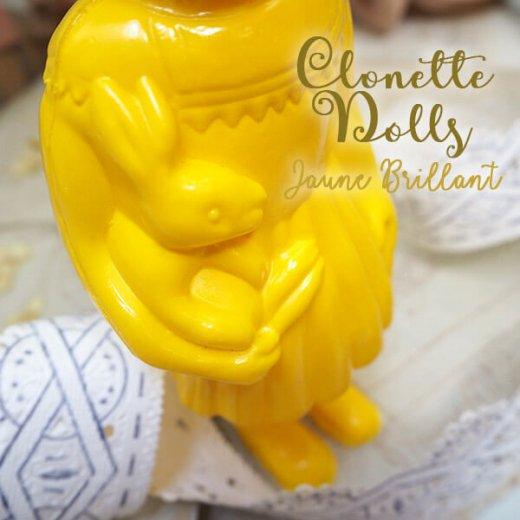フランス クロネットドール clonette dolls【Jaune Brillant】【画像4】