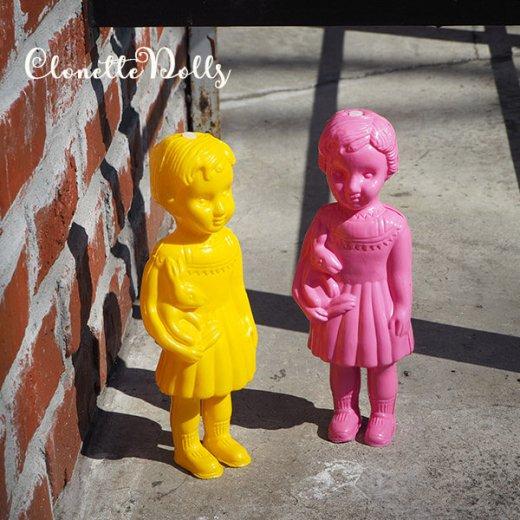 フランス クロネットドール clonette dolls【Jaune Brillant】【画像6】