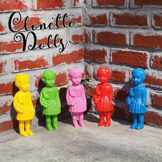フランス クロネットドール clonette dolls【Jaune Brillant】【画像7】
