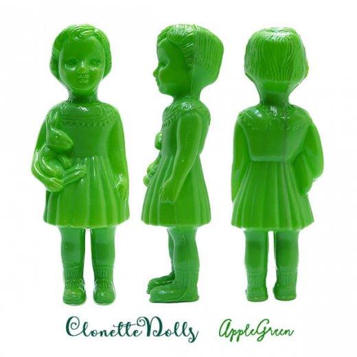 フランス クロネットドール clonette dolls【Apple green】【画像2】