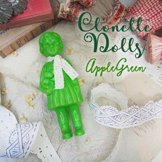 フランス クロネットドール clonette dolls【Apple green】【画像5】