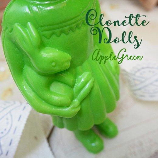フランス クロネットドール clonette dolls【Apple green】【画像6】
